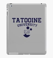 Tatooine University iPad Case/Skin