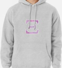 Lilac Watercolor Ξ Pullover Hoodie