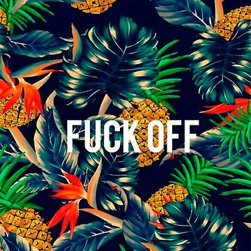 F*CK OFF by maco420