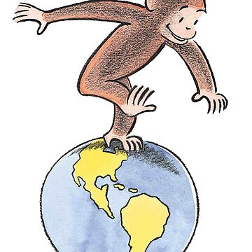 Curious George  by Cornchipsrpunk