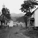 Vintage Photo of Hayters Gap in Southwest Virginia by Linda Costello Hinchey