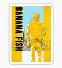 BANANA FISH Sticker