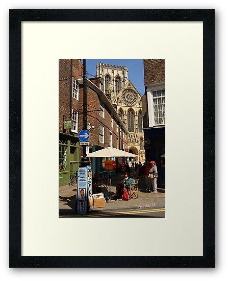 York Minster by Jonathan Cox