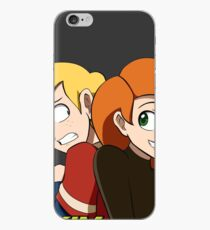 My Hero Kim Possible iPhone Case