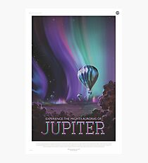 NASA Tourism - Jupiter Photographic Print