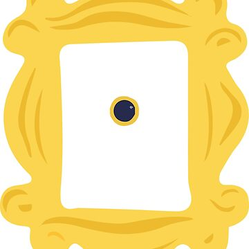 Monica's Door Frame by fandemonium