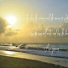 Kiss The Beach by ©Dawne M. Dunton