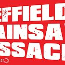 Sheffield Chainsaw Massacre by deejayone