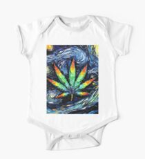 weed art One Piece - Short Sleeve