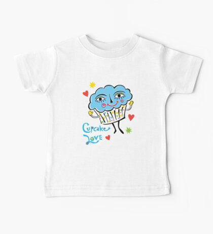 Cupcake Love Kids Clothes