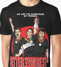Better Than The Rest Graphic T-Shirt