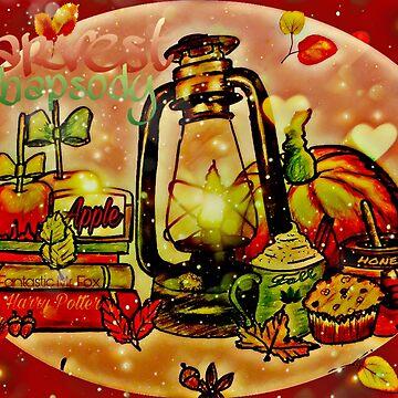 Harvest Rhapsody by JesicaFick46