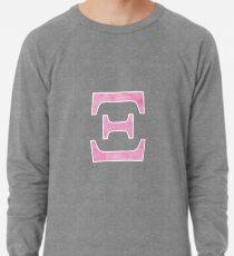 Rose Watercolor Ξ Lightweight Sweatshirt