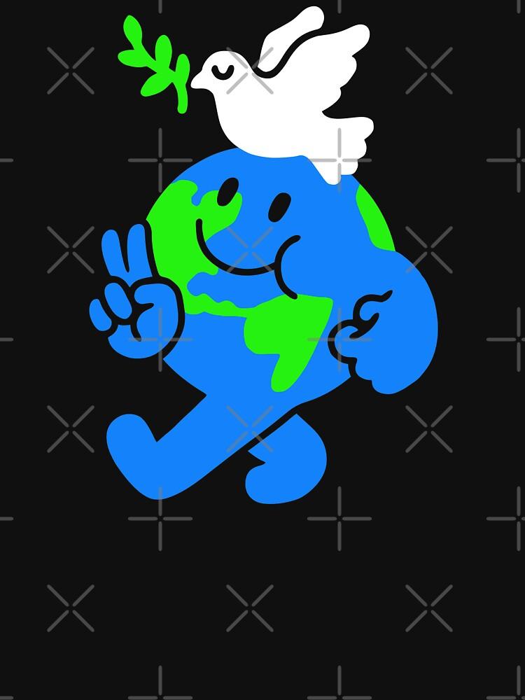 Peace On Earth by obinsun