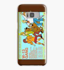 Warehouse 13 / Scooby Gang Samsung Galaxy Case/Skin
