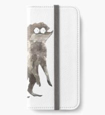 Rigby The Racoon iPhone Wallet/Case/Skin