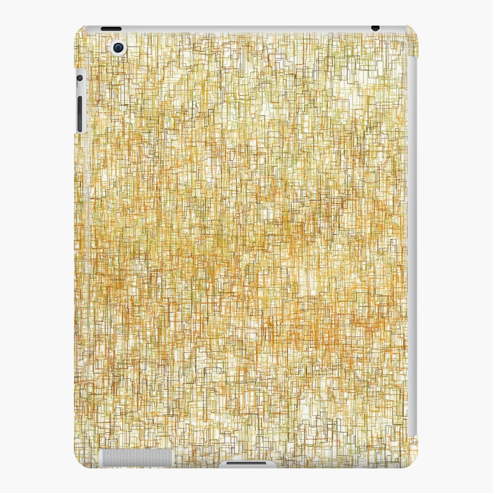Squiggly Lines iPad Case & Skin