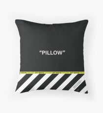 Off-White - Pillows Throw Pillow