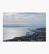 Puget Sound Photographic Print