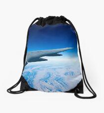 35,000 ft  Drawstring Bag