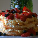 Angel Food Cake by kkphoto1