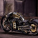 Smith Concepts' Bagged and Blown VROD by HoskingInd
