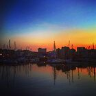 Plymouth Barbican & Harbour (Devon, UK) by KesiaHosking