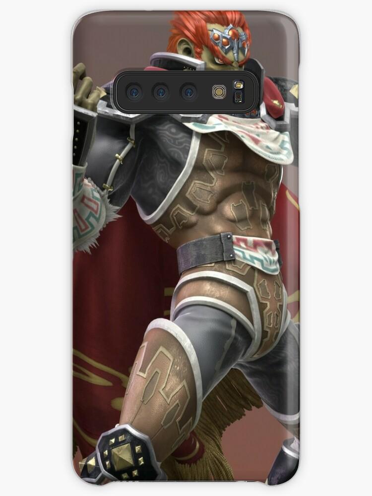 Ganondorf Smash Ultimate Poster Case Skin For Samsung Galaxy By Xenogamer