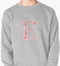 Rouge Watercolor Ε Pullover Sweatshirt