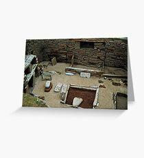 Skara Brae 2 Greeting Card