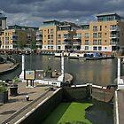 Brentford Lock by RedHillDigital
