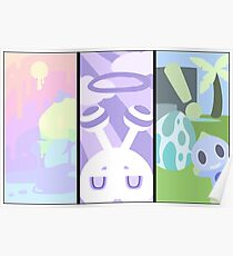Chao Color Theory Poster