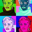 Jerri Blank by #PoptART products from Poptart.me
