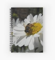 Epic Bee Spiral Notebook