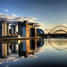 Reflective Tyne by wilka