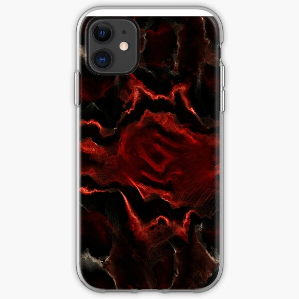 And the Sky Opened Up iPhone Soft Case