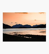 Scenic Relaxation Photographic Print