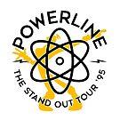 Powerline - Black Tour Logo by BelvedereAve