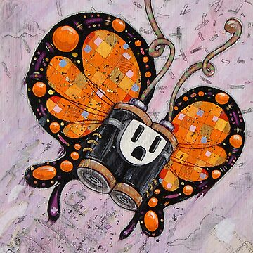 BatterFly by PenThief