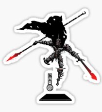 The Game of Kings, Wave Three: The Black King-Knight's Pawn Sticker