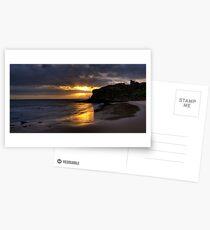 Tynemouth Sunrise Postcards