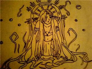 Lady of Time by YakusokuNono