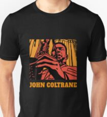 John The Jazz Saxophone Unisex T-Shirt