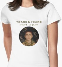 Palo Years and Years  Women's Fitted T-Shirt