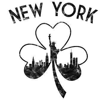 IRISH NEW YORK 2 by Rhynowear