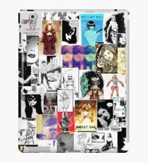 Bullet Gal: L'Homage iPad Case/Skin