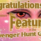 Take A Look - You are Featured in Scavenger Hunt by TLCGraphics