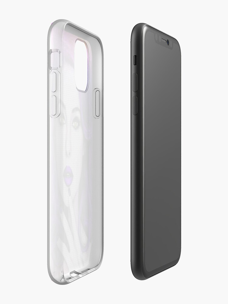 iphone x coque amazon , Coque iPhone «Elle est jolie», par Azzurra