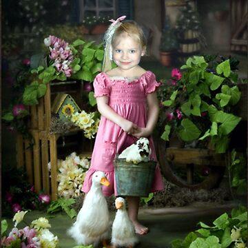 LITTLE GIRL by shieldsna53