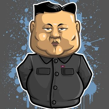 Kim Jong Un by trev4000